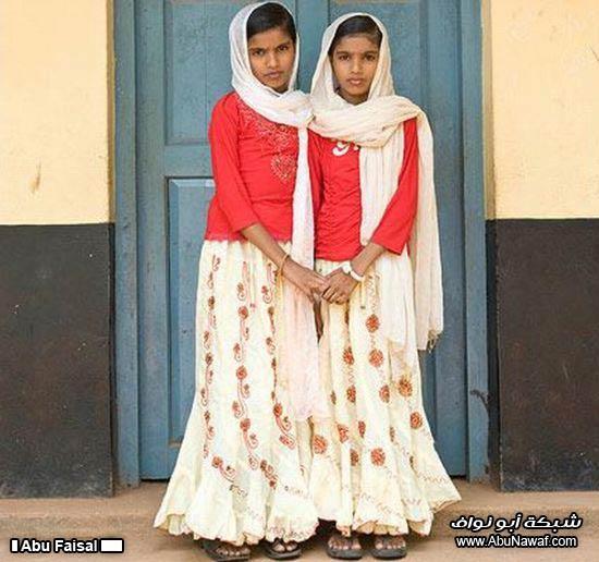 قرية التوأم الهند