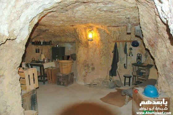 منزل تحت الأرض T7t_al2rdh_2
